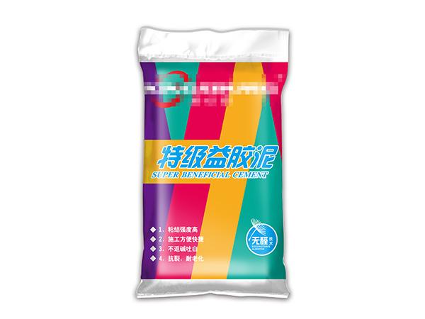 特级益胶泥包装袋