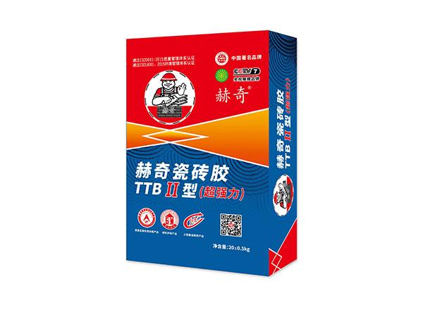 赫奇瓷砖胶 TTB Ⅱ型(强力)方形袋