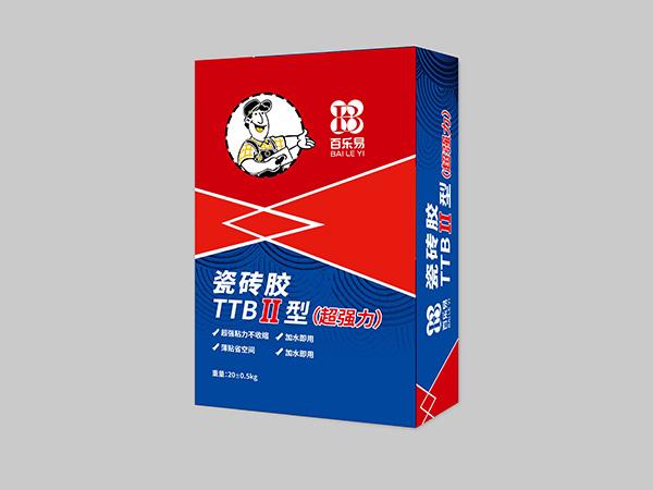 百乐易瓷砖胶 TTB Ⅱ型(强力)方形袋