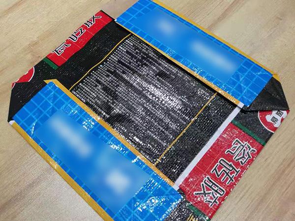 福建瓷砖胶编织袋