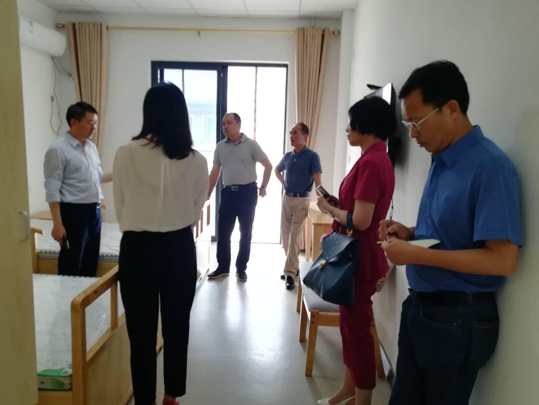 罗源县县一级领导干部考察我院特色