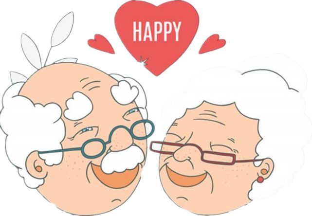 【浪漫情话】相守相依,给您最好的养老生活!