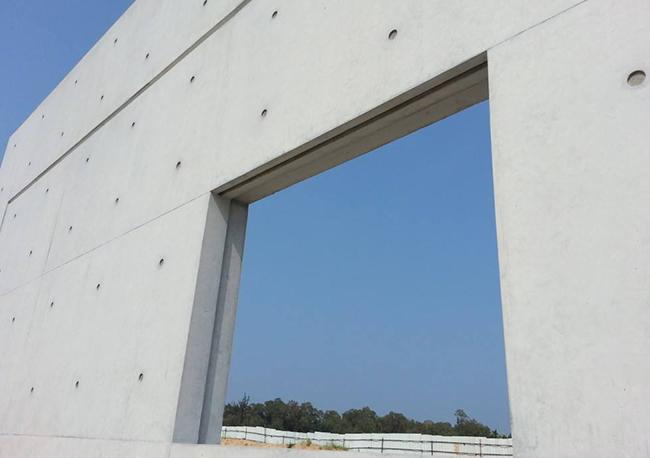 福州清水混凝土建筑物