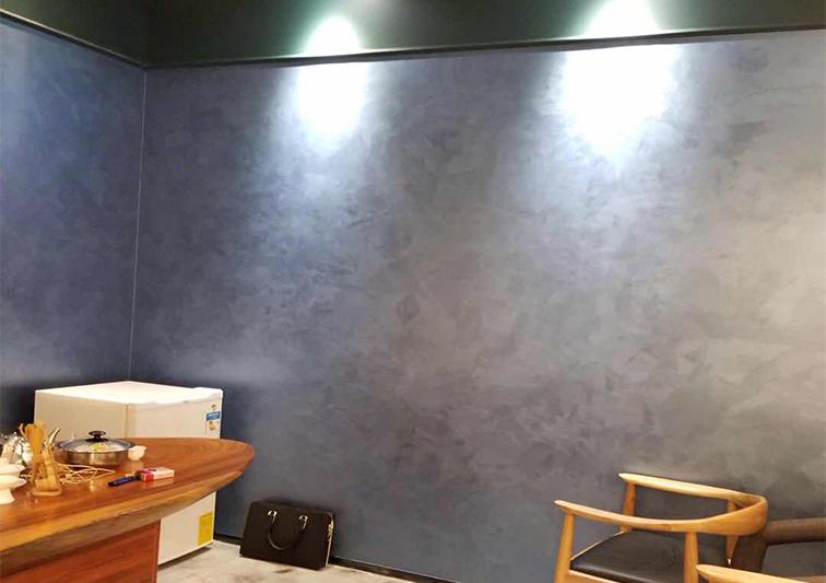室内用水泥艺术漆案例展示