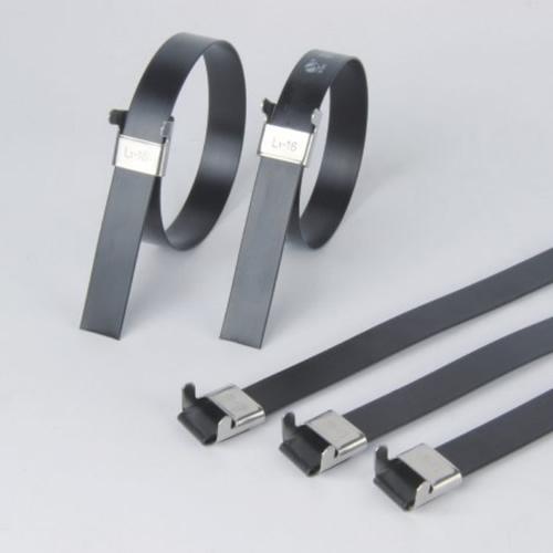 L型不锈钢粘塑带