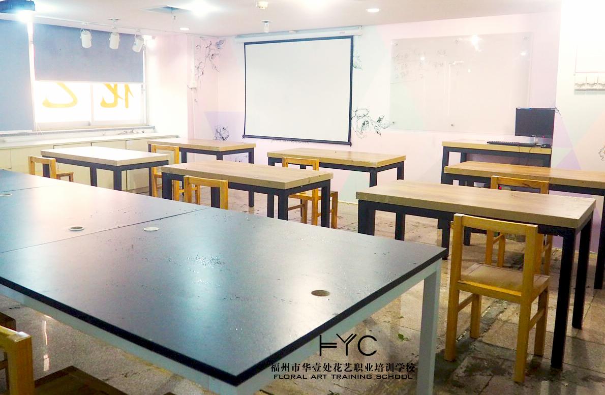 华壹处学校教室
