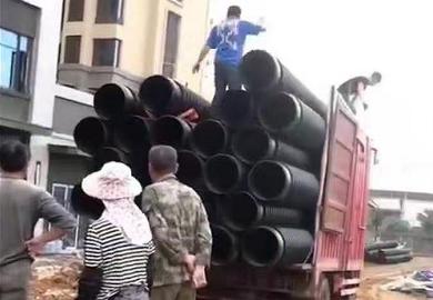 福清市福腾路道路工程