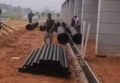 陈塘港流域文岭片区村庄污水管网工程