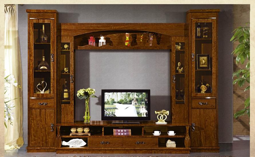 小客厅电视柜组合