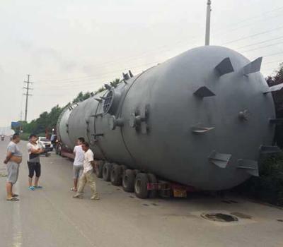 超重大件运输
