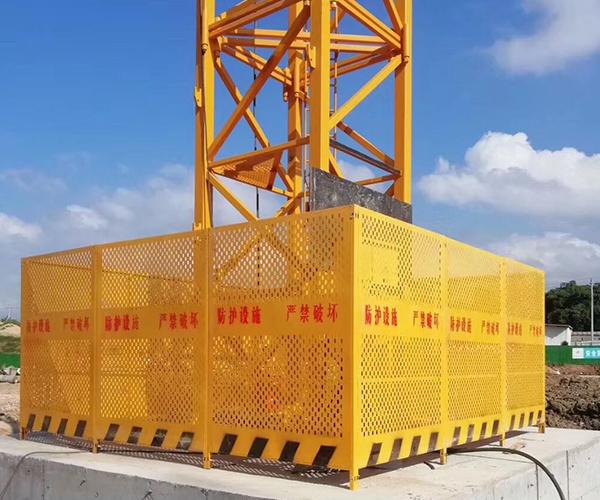 塔吊安全装置