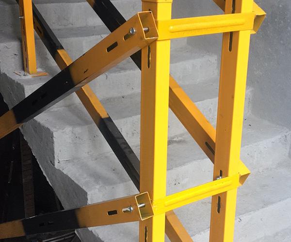 工地楼梯护栏