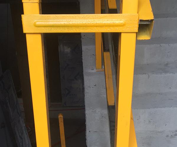 工地楼梯防护栏杆
