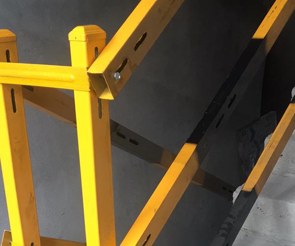 工地楼梯临时护栏