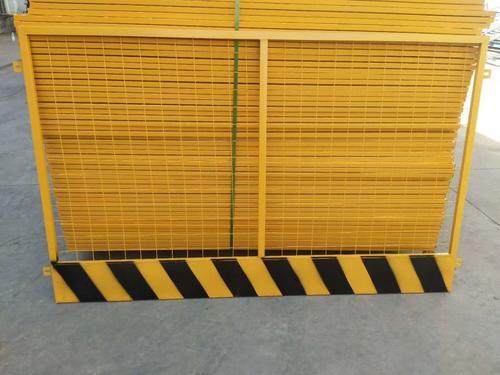 基坑护栏的组成和用途