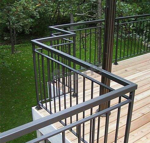 铁艺楼梯栏杆