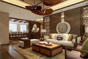 东南亚风格整木家居订制