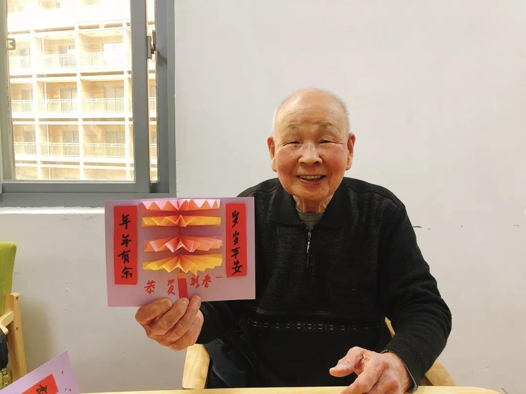 老有所学,老有所乐—闭院期间康寿的老人们安宁祥和迎新年!