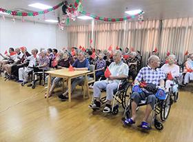 康寿庆祝中国共产党成立100周年联欢会