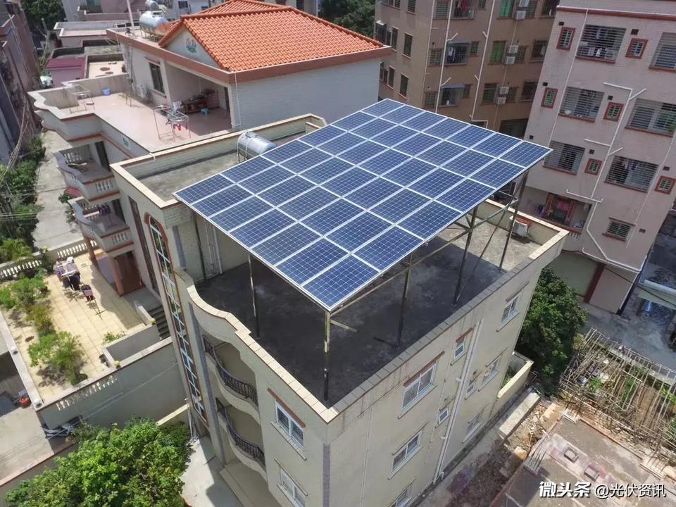 太阳能遮阳棚