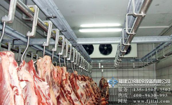 福州肉类冷库工程