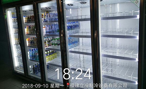 商场冷藏展示柜