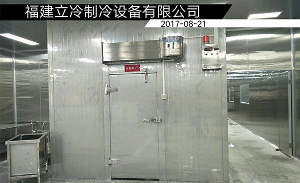 福建冷库工程