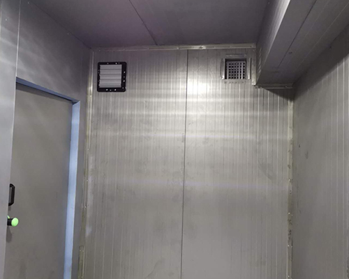 速冻冷库安装工程为何受欢迎?