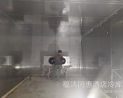福清气调冷库与普通冷库比有什么区别?