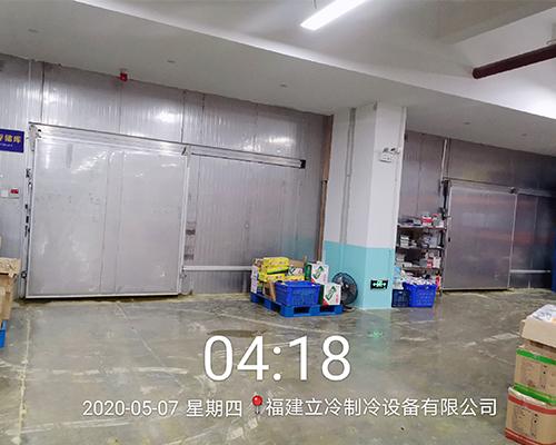 福建中禾食品冷库(节能远程监控)
