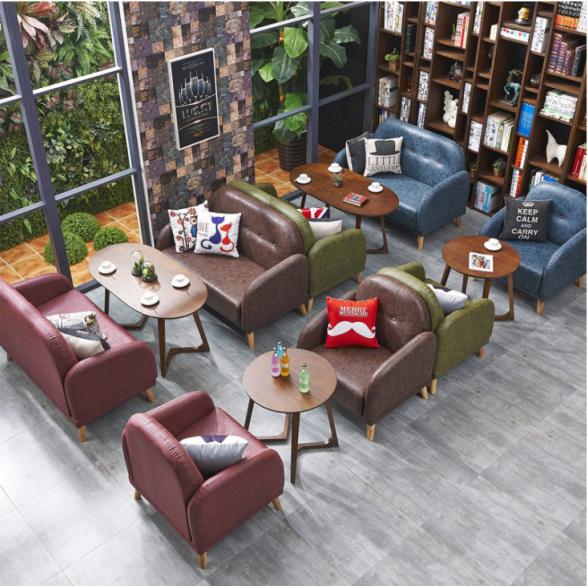 咖啡厅的家具该如何选择?问福州餐饮家具厂家!