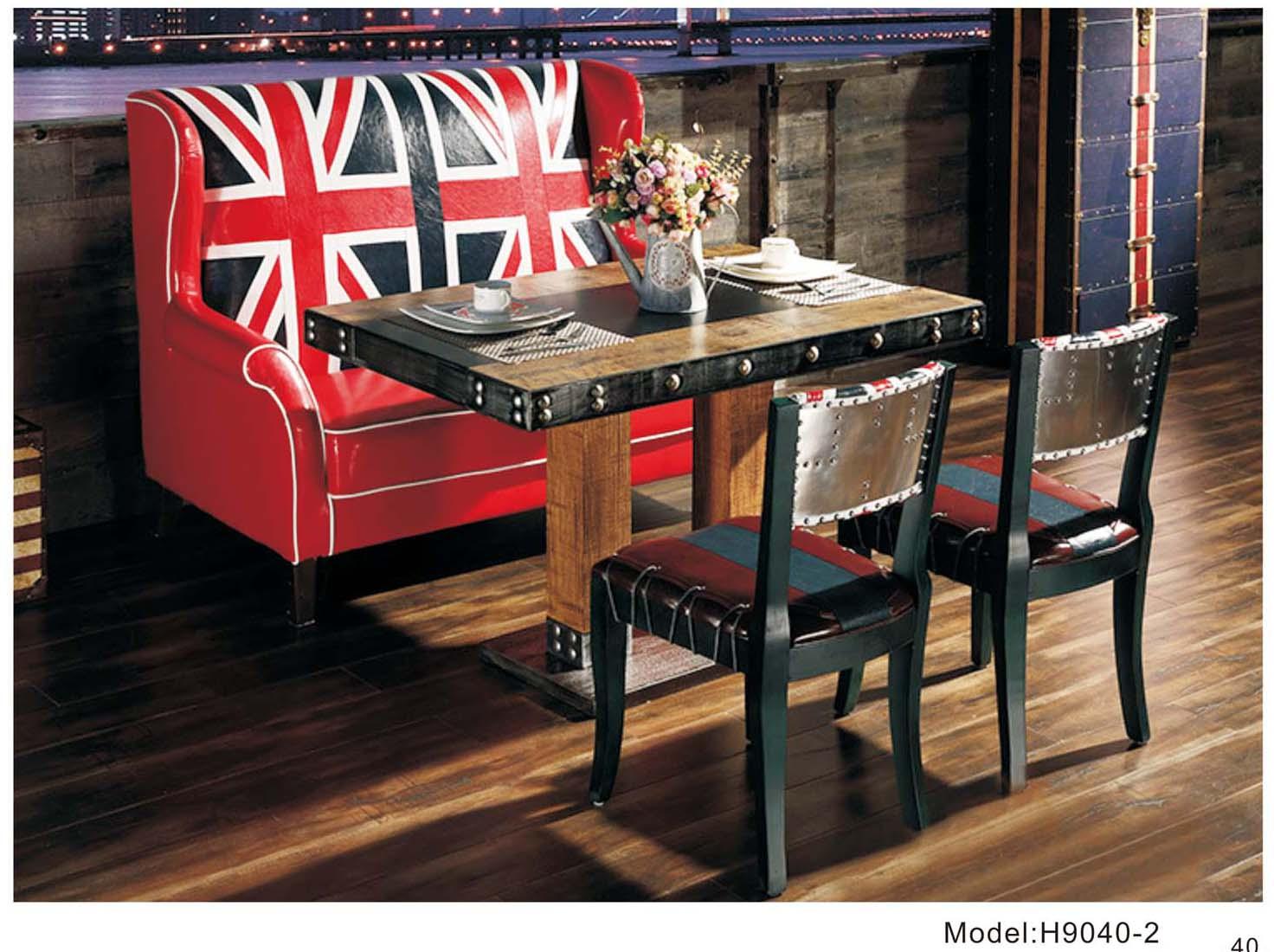 咖啡店餐桌