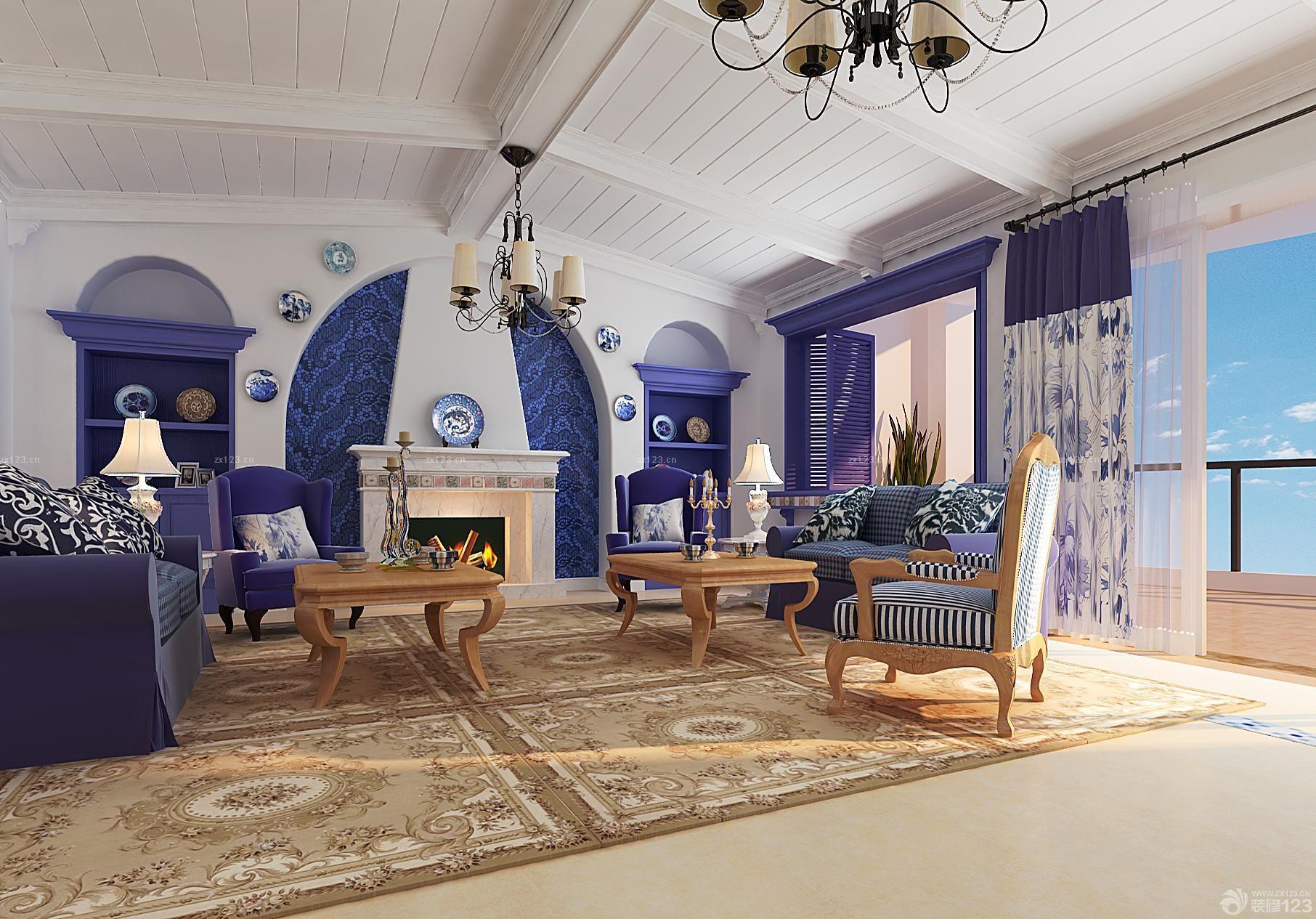 地中海樣板房家具