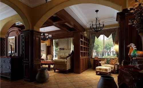 美式別墅家具