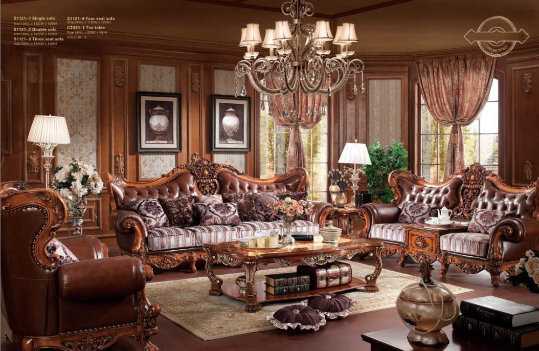 美式別墅家具設計