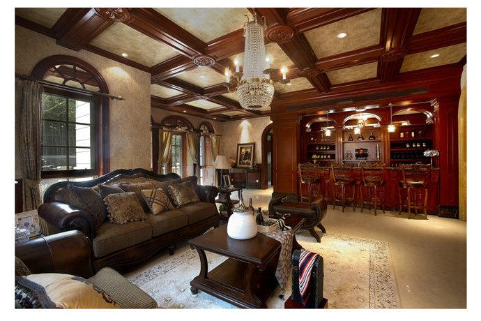 美式別墅家具訂制