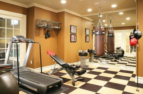 健身館家具