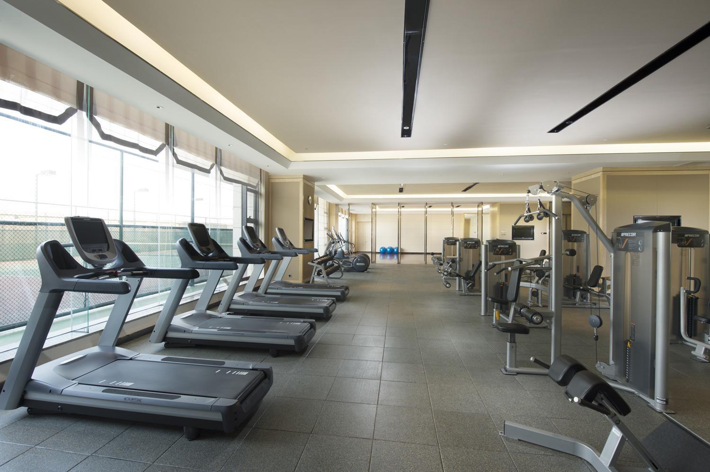健身館家具設計