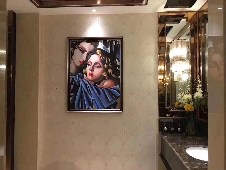 福州乐麦家具:售楼部家具