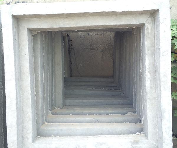 水泥复合方形井盖