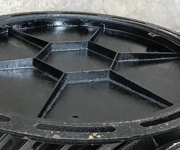 高速公路球墨铸铁圆井盖