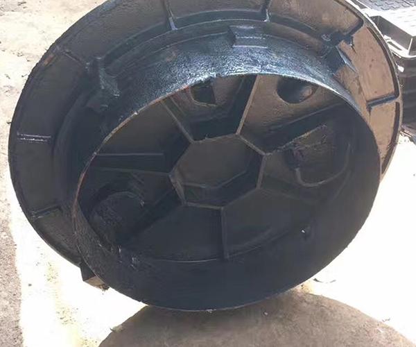铸铁重型井盖