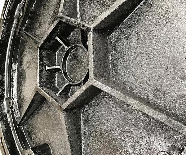 球墨铸件圆形井盖