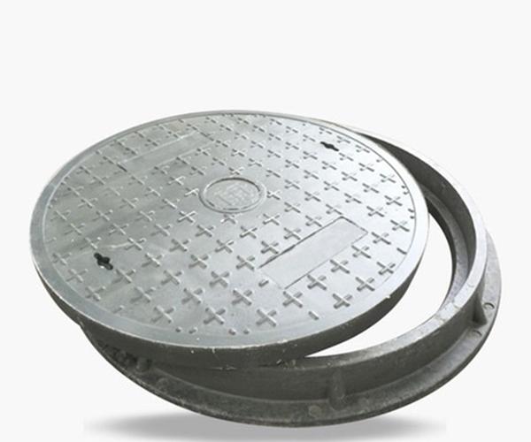 圆形树脂井盖