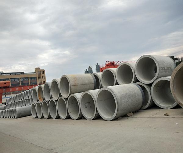 f型钢筋混凝土管