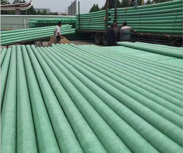 玻璃钢排风管道