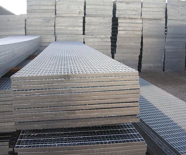 镀锌电厂钢格板