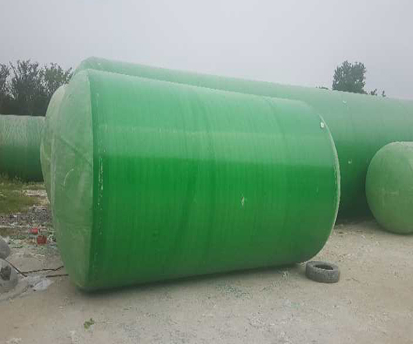 10立方玻璃钢化粪池