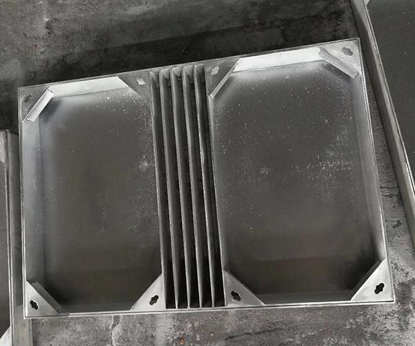 不锈钢方井盖