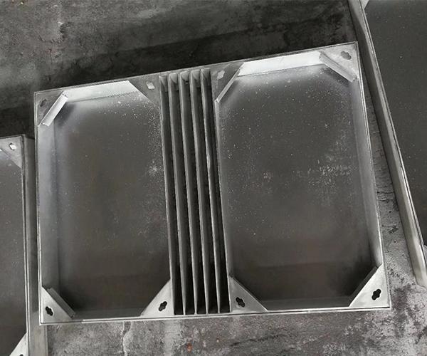 不锈钢双层井盖
